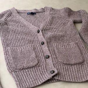gap Gold Lorax sweater
